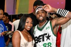 Armani Caesar Denies Reginae Carter Beef, Says YFN Lucci Was 2nd Choice For Video