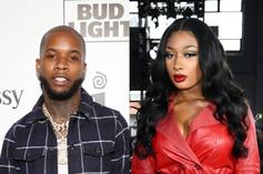 """Tory Lanez Allegedly Told Megan Thee Stallion To """"Dance B*tch"""" Before Shooting At Her"""