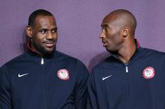 LeBron James Expresses His One Regret About Kobe Bryant