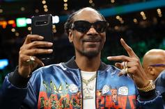 """Snoop Dogg Is Furious With Danny Green: """"W.T.F. Is U Doing?"""""""
