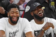 LeBron James, Anthony Davis & The Lakers: What's Next