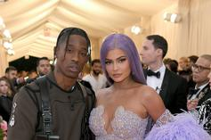 Travis Scott & Kylie Jenner Reunite & Spark Rumors With Sexy Photos