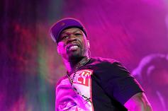 "50 Cent Hammers Home Trump Endorsement: ""I Don't Want To Be 20 Cent"""