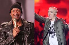 """Nick Cannon's """"Top 5 Flows Of All Time"""" Includes Eminem & Migos"""