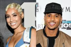 Ceraadi's Saiyr Claims She's Single After Trey Songz Dating Rumors Surface