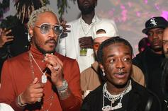 Future & Lil Uzi Vert's Reported Cover Art Is Out Of This World