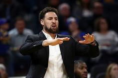 Klay Thompson Reportedly Suffers Serious Leg Injury