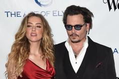 """Johnny Depp Reportedly Tries To Have Amber Heard Fired From """"Aquaman 2"""""""