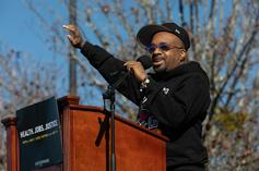 Jermaine Dupri Calls For Tougher Policing After 7-Year-Old Shot Near ATL Mall