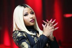 "Nicki Minaj Sued For $200 Million Over ""Rich Sex"""