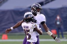 Ravens Defend Stomping On Titans' Logo During Wild Card Victory