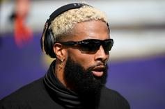 Odell Beckham Jr. Gives His Browns Vs. Chiefs Prediction