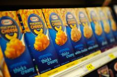 Kraft Announces Pink Mac & Cheese For Valentine's Day