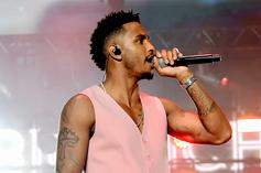 Trey Songz Directs Fans To OnlyFans After Sex Tape Leaks