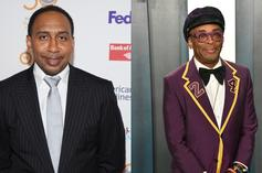 Stephen A. Smith & Spike Lee Are Ecstatic About The Knicks
