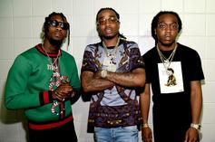 """Migos Teases """"Culture 3"""" Banger With Snapping Takeoff"""