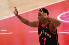 Kyle Lowry Reportedly Knows He's Being Traded