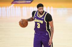Lakers Deliver Injury Update On Anthony Davis