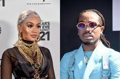 Fans React To Saweetie Cutting Ties With Quavo & Accusing Him Of Cheating