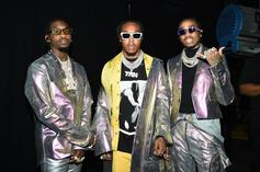 """Offset Hypes Migos """"Culture III"""" Release With New Song Preview"""