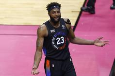 Mitchell Robinson Comments On Fracturing His Foot