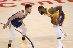 Warriors GM Responds To LeBron James-Steph Curry Rumor