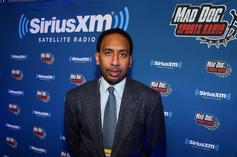 Stephen A. Smith Gives Jake Paul His Props