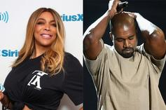 "Wendy Williams Responds To Kanye West Report: ""Get Back In Your Cage"""