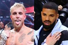 Jake Paul Reveals What Drake Told Him After His Fight