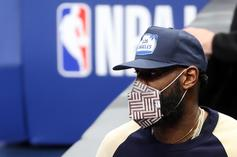 LeBron James Wants To Know Kendrick Lamar's Whereabouts