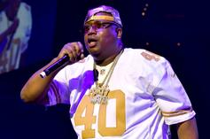 """E-40 Opens Up About Early """"Clubhouse"""" Investment"""