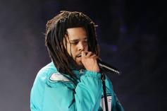 "J. Cole May Drop ""The Off-Season"" In ""Two Weeks,"" Says Bas"