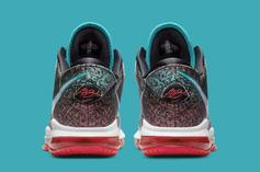 "Nike LeBron 8 V/2 Low ""Miami Nights"" Unveiled: Photos"