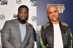 50 Cent Bashes Irv Gotti For Saying DMX Died Of A Crack & Fentanyl Overdose