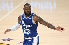 LeBron James Admits He May Never Return To 100% After Ankle Injury