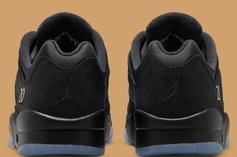 "Air Jordan 5 Low ""WINGS"" Release Date Revealed"