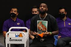 LeBron James Faces Injury Setback As Lakers Continue To Lose