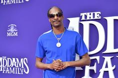 Snoop Dogg Asks For Thoughts & Prayers