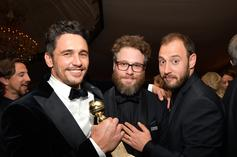 """Charlyne Yi Gives """"Sexual Predator Enabler"""" Seth Rogen A Checklist To Make Amends"""