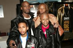 "DMX's Ex-Wife Tashera Recalls Meeting Him As A Kid: ""Good Girl Loves Bad Boy"""