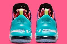 """Nike LeBron 18 """"Best 10-18"""" Coming Soon: Official Photos"""