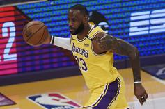 LeBron James Avoids Suspension After Breaking Health & Safety Protocols