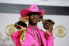 """Lil Nas X Splits His Pants Wide Open While Working Stripper Pole On """"SNL"""""""