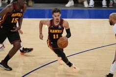Trae Young Nails Game-Winner To Give Hawks 107-105 Win Over Knicks