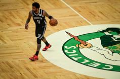 Celtics Fan Could Receive Assault & Battery Charge After Kyrie Incident