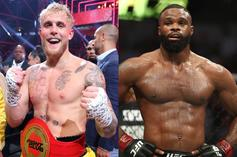 Jake Paul & Tyron Woodley Agree To Deal For Boxing Match