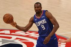 Serge Ibaka Out For The Season Following Back Surgery