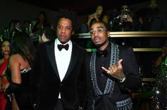 """Jay-Z Gives High Praise To """"Culture III"""" In Text Exchange With Quavo"""