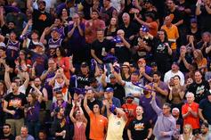 Suns Fan Demolishes Nuggets Fan During Fight In The Stands