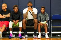 LeBron James Celebrates His Son Bryce's 14th Birthday With Prideful IG Post